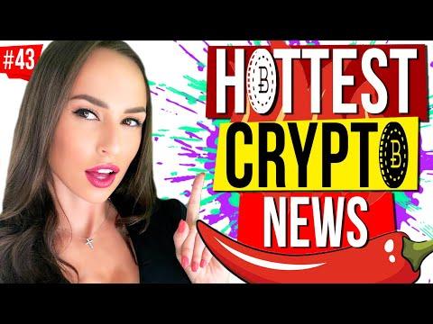 CRYPTO NEWS: Latest BITCOIN News, BITFINEX News, ETHEREUM News!