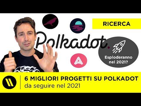 POLKADOT: I 6 MIGLIORI PROGETTI che NON TI DEVI PERDERE nel 2021!!