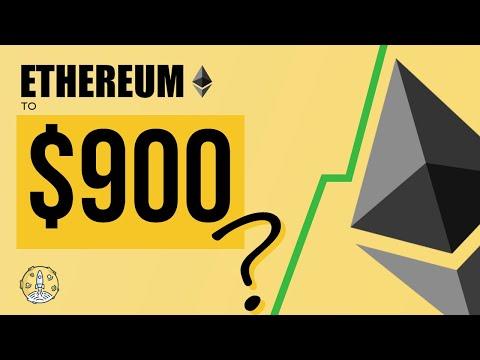 ETH to $900? Ethereum (ETH) Price Prediction and Technical Analysis | Token Metrics AMA
